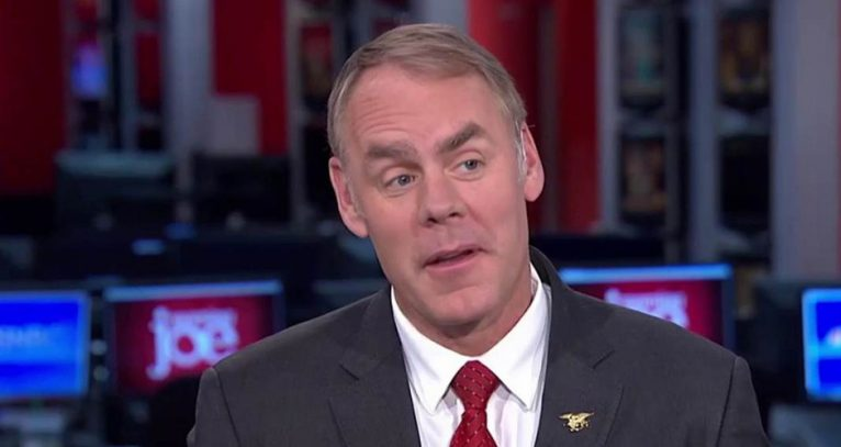DOI Secretary Ryan Zinke Wants Public Input on Regulations