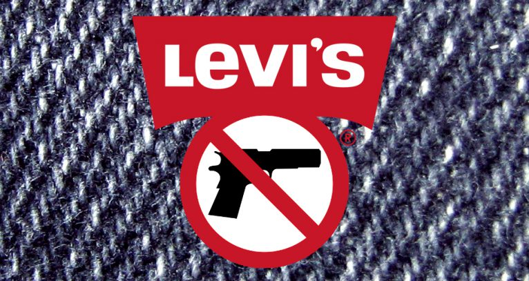 Levi's CEO Chip Bergh doesn't want concealed carriers as customers