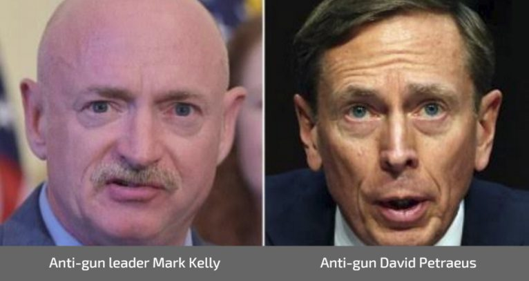 Anti-Gun Petraeus Under Consideration for Secretary of State