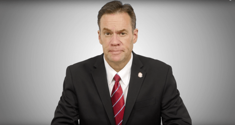 It's official! Russ Fulcher is running for Governor of Idaho in 2018