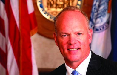 Gov. Matt Mead (R-WY) has served as Wyoming's boss since 2011.